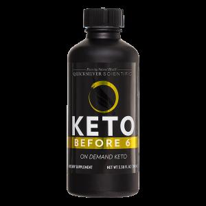 Keto Before 6®