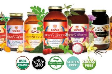 infinity greens product