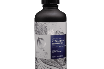 liposomal vitamin c with elderberry