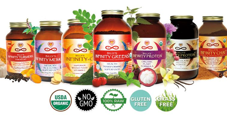 infinity c products