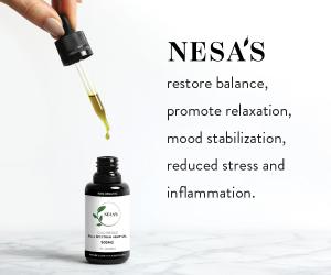 nesa's living hemp