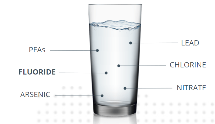 filter your household water